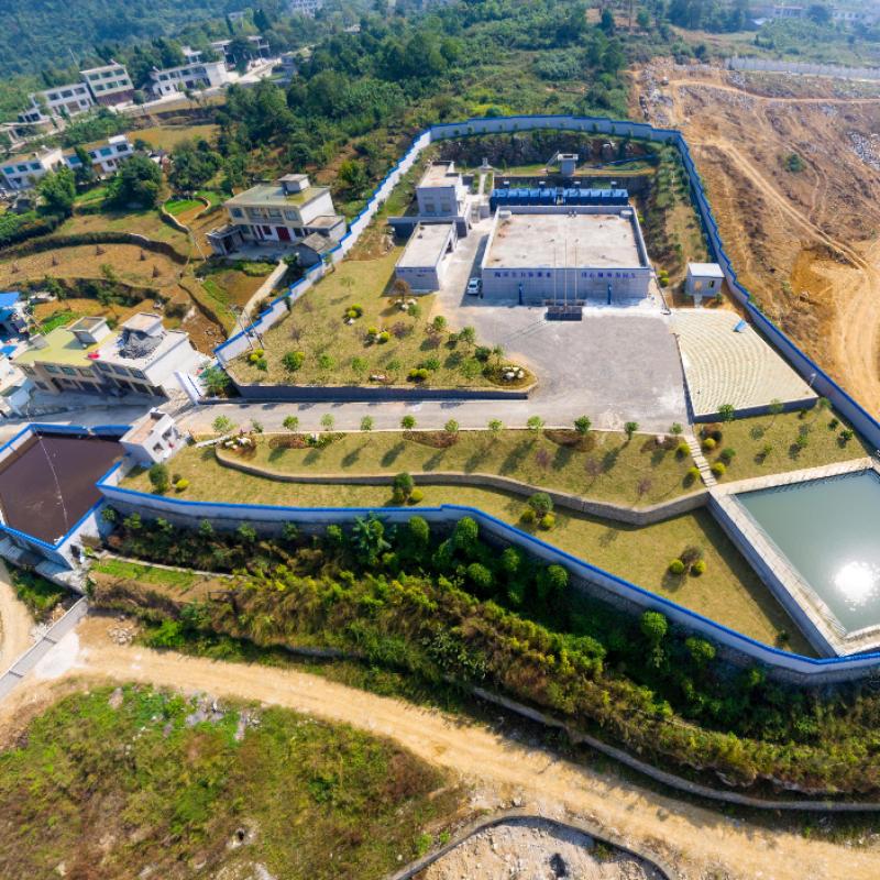 小寨坝水厂